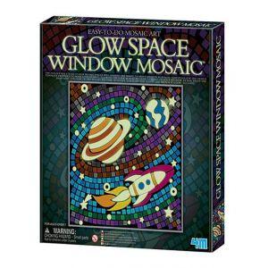 GLOW SPACE WINDOW MOSAIC MOSAICO VENTANA ESPACIO