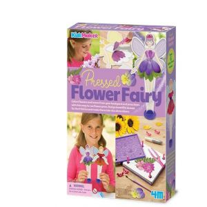 JUEGO 4M PRESSED FLOWER FAIRY