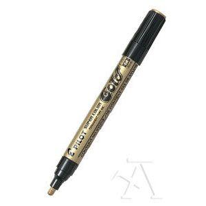 c/12 rotulador super color sc oro permanente punta m