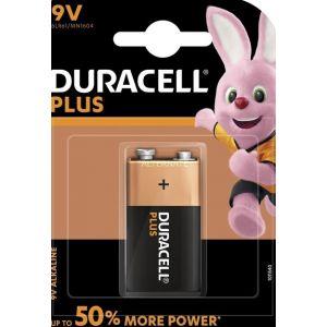 Blister pila duracell plus power 6 lr61 9v