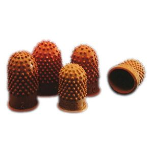 Dediles tamaño 00 17  mm (10)
