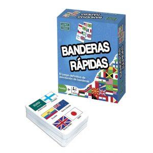 BANDERAS RAPIDAS JUEGO DE CARTAS 31643422