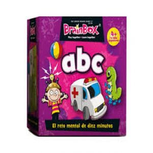 BRAINBOX ABC EN ESPAÑOL