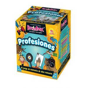 JUEGO DE MEMORIA BRAINBOX PROFESIONES 31693423