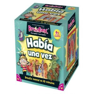 BRAIN BOX JUEGO DE MEMORIA HABIA UNA VEZ