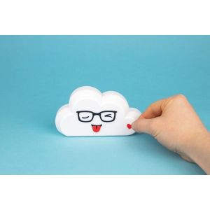 Lampara proyectable original gift cloud