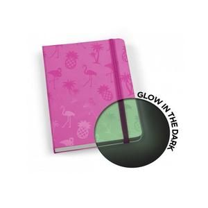 GLOWBOOK GLOW IN THE DARK NOTEBOOK
