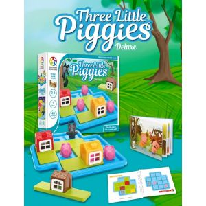 THE THREE LITTLE PIGGIES DELUXE