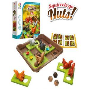 JUEGO DE INGENIO `SQUIRRELS GO NUTS XXL`