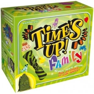 TIME´S UP FAMILIY 1