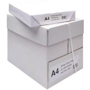C/5 paquete 500 hojas a4 80g white box paper