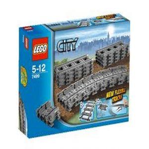 LEGO CITY VIAS FLEXIBLES