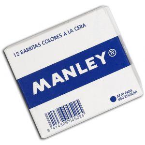 Ceras Manley Est.D/12 Azul-17