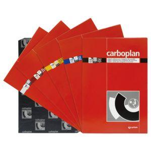 Papel Carbon Carboplan Fº Caja De 100 Negro