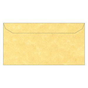 Paquete De  5 Sobres Apli 110x220  95g Pergamino Dorado