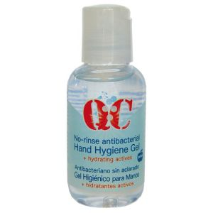 Gel Desinfectante-Hidratante Para Manos Qc Bote De 50 Ml
