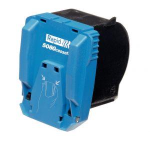 Grapas Rapid Para Electrica 5080 Galvanizadas Cassette De 5000