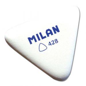 Goma De Borrar Milan Miga De Pan Triangular 428 Gruesa Bote De 28