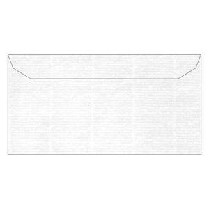 Paquete De  5 Sobres Apli 110x220 100g Verjurado Blanco