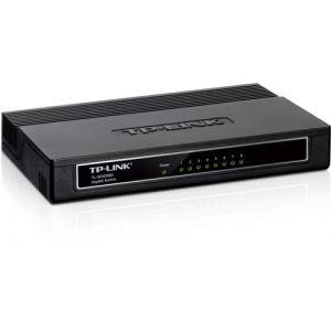 Switch Tp-Link 8 Puertos Gigared