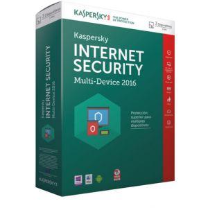 Antivirus Kaspersky Internet Security 2017 3 Pc
