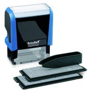 Imprentilla Trodat Printy Typomatic 4913 (Sello Ent.Aut. 58x22 Mm + Tipos 6003 Y 6004)