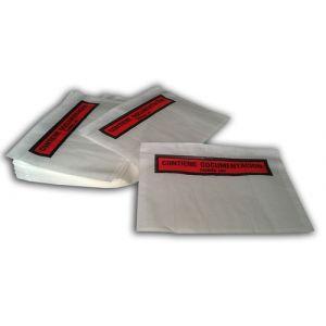 Sobres Adhesivos Packing-List 240x130 (Ext.) Impresos Caja De 250
