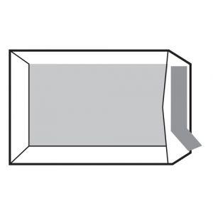 Sobre-Bolsa Dorso Carton Sam 260x360 Blanco 90g (Silicona) Caja De 125