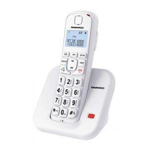 Telefono Inalambrico Daewoo Dtd-7200w Blanco
