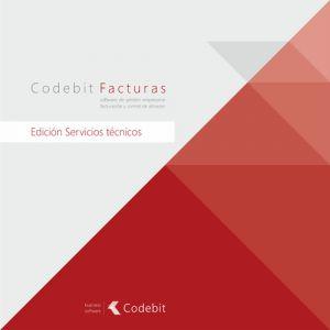 Software Codebit Facturas Edicion Servicio Tecnico