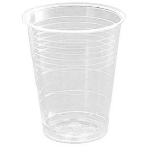 Vasos Polipropileno Transparente 330 Cc. Bolsa De 50