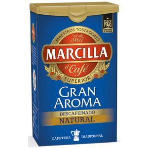 Cafe Descafeinado Natural Marcilla 200gr