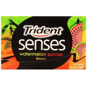 Chicle Trident Senses Sandia 27 Gr / 216unds