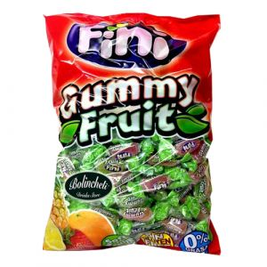 Gummy Fruits Bolsa Fini  Bolsa De 2 Kilos
