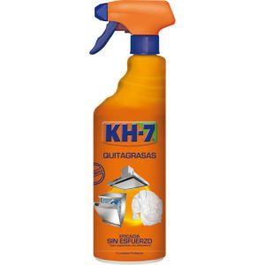 Quitagrasa Kh-7 Con Pistola Pulverizadora Apto Para Superficies De Uso Alimentario Botella De 750 Ml