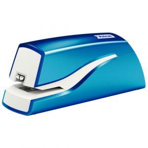 Grapadora Petrus Wow Electrica E-310 Azul Metalizado