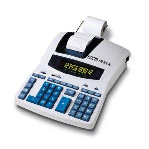 Calculadora Impresora Ibico 12 Digitos 1231x