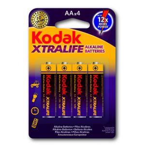 Pilas Kodak Xtralife Aa Lr06 Blister De 4