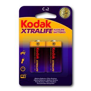 Pilas Kodak Xtralife C Lr14 Blister De 2