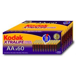 Pilas Kodak Xtralife Aa Lr06 Caja De 60