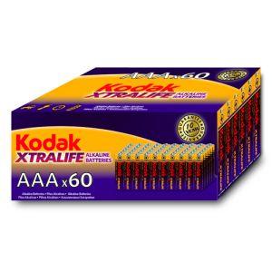 Pilas Kodak Xtralife Aaa Lr03 Caja De 60