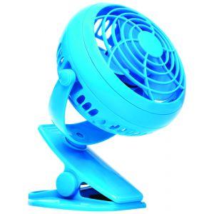 Ventilador De Escritorio Rexel Joy Mini Azul