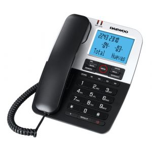 Telefono Sobremesa Daewoo Dtc-410
