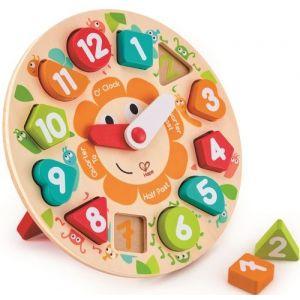 Juego hape puzzle infantil horas