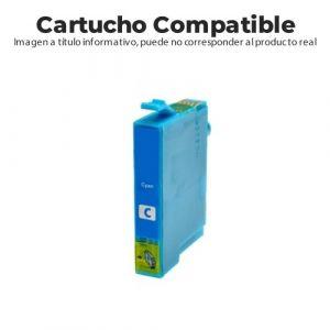 CARTUCHO TINTA COMPATIBLE EPSON T03A2/T03U2/603XL CIAN