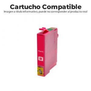 CARTUCHO TINTA COMPATIBLE EPSON T03A3/T03U3/603XL MAGENTA