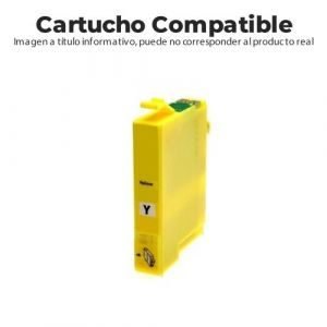 CARTUCHO TINTA COMPATIBLE EPSON T03A4/T03U4/603XL AMARILLO