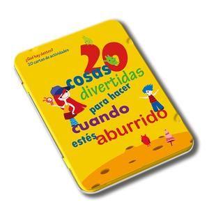 20 COSAS DIVERTIDAS PARA HACER CUANDO ESTES ABURRIDO