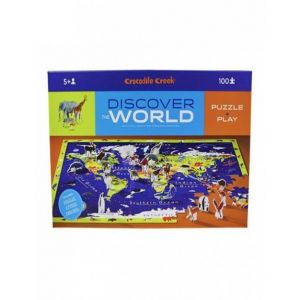 PUZZLE DISCOVER WORLD (382920-1)