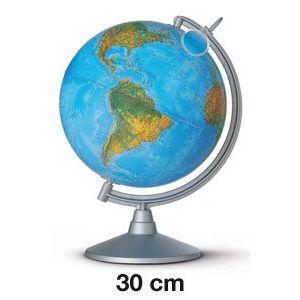 Esfera colegial lumiere con luz 30 cm
